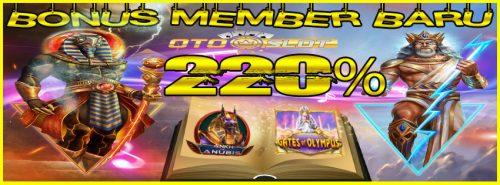 Fitur Menarik Permainan Slot Online Hanya di OTOSLOT