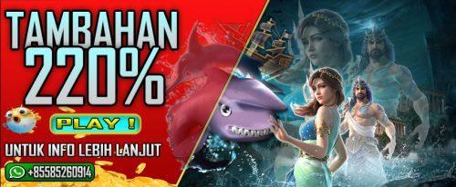 Tips Menang Permainan Joker Tembak Ikan Online Paling Populer