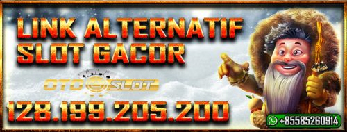 Link Alternatif Permainan Slot Tergacor di Indonesia