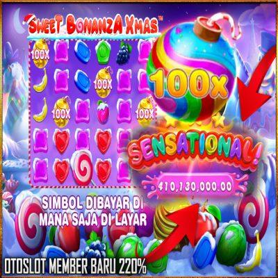 Permainan Sensasional Sweet Bonanza Yang Populer