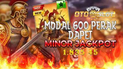 Dapat Jackpot Modal 600Perak Hanya di OTOSLOT!!